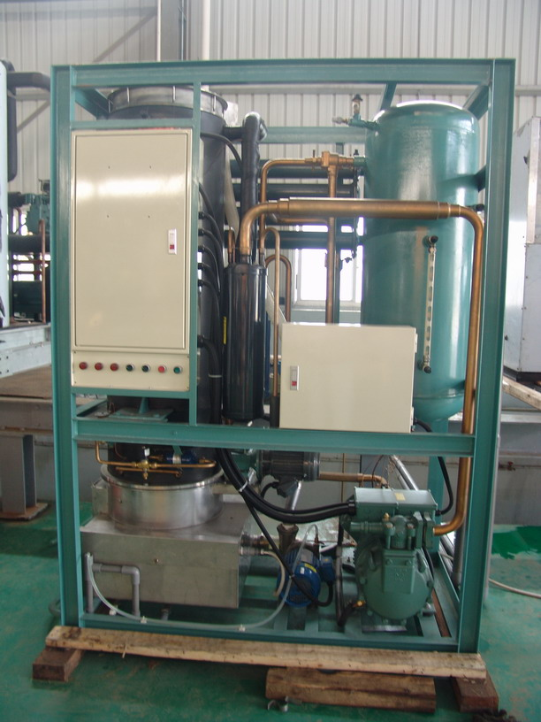 5ton tube ice machine